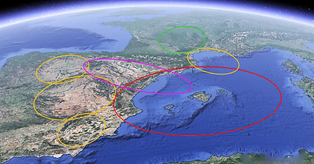 Les Pyrénées Les Cratères d'impacts.jpg