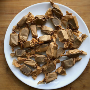 Recipe - Chocolate orange fudge spiked with Cointreau