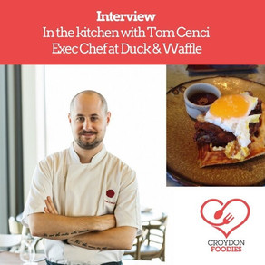 Interview with Croydon Foodies