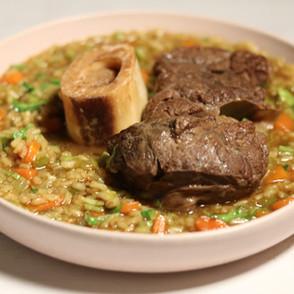 Recipe - Braised beef shin