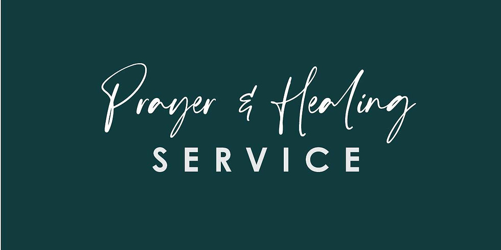 May 11th Noon Healing Prayer Service at St. Luke's - Tuesdays