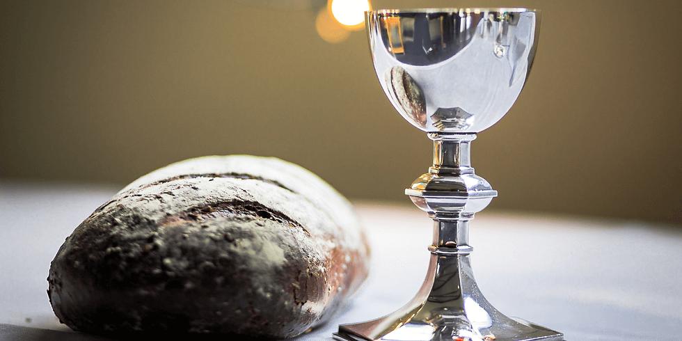 11:30am Sunday Eucharist at Our Savior Episcopal Church, Lincolnton NC