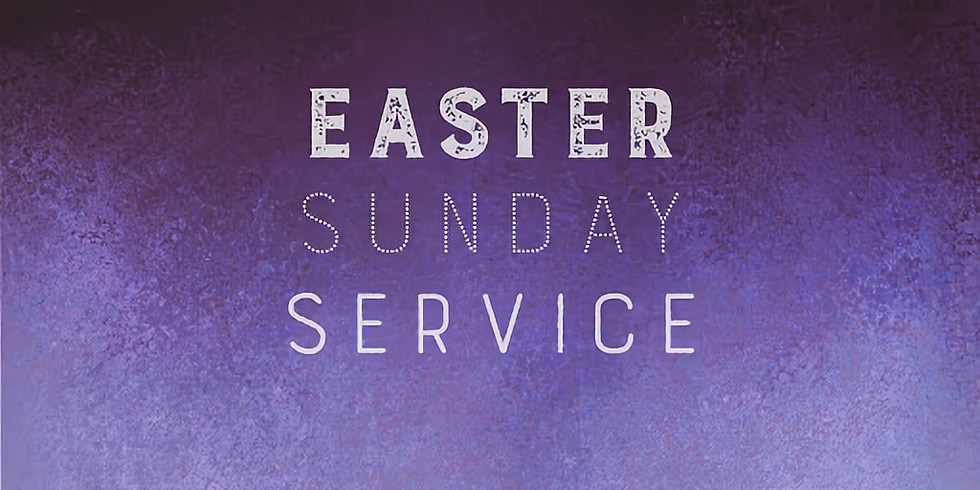Apr 4th 10:00am Easter Sunday Service at St. Luke's Episcopal Church, Lincolnton NC