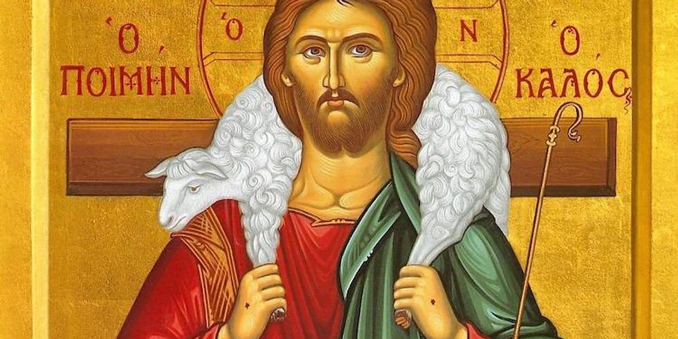 Apr 25th 11:30am Sunday Eucharist at Our Saviour Episcopal Church, Lincolnton NC