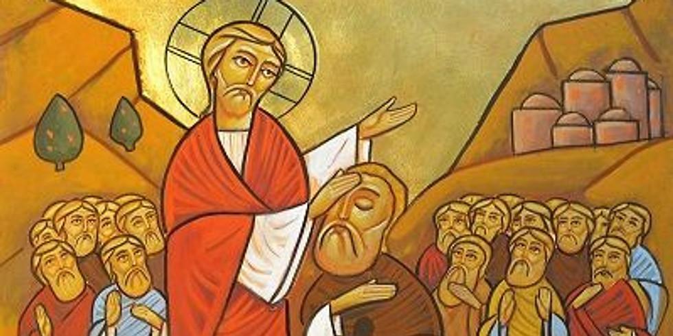 Dec 15th Noon Healing Prayer Service at St. Luke's - Tuesdays