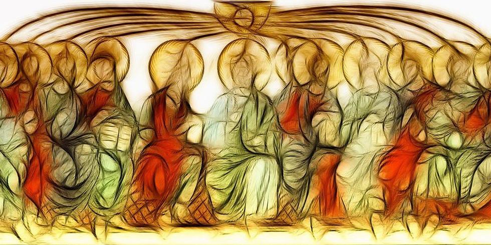 May 23rd 11:30am Sunday Eucharist at Our Saviour Episcopal Church, Lincolnton NC