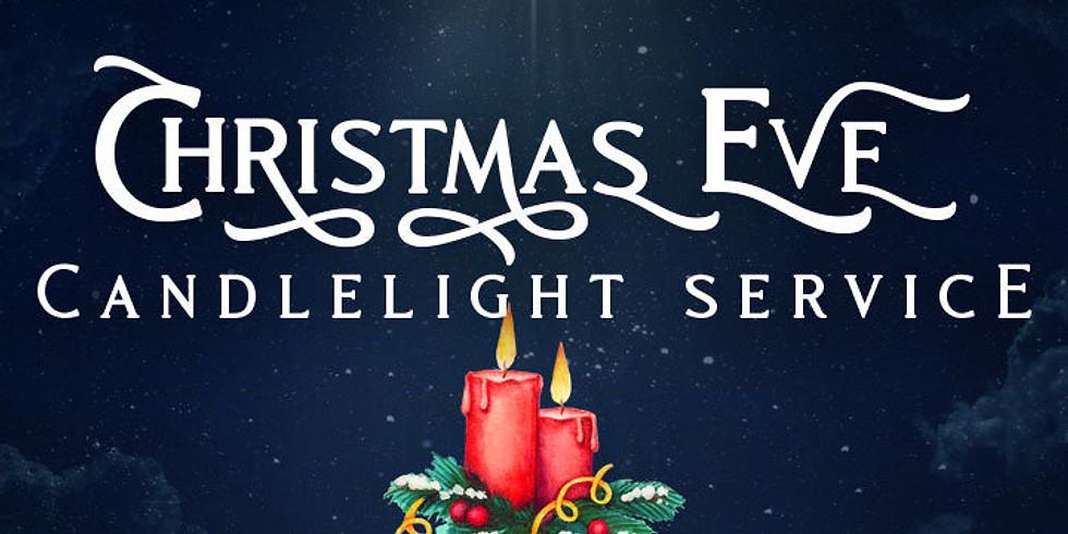 Dec 24th 10pm Christmas Eve Service at St. Luke's Episcopal Church