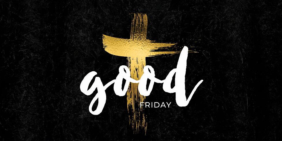 Apr 2nd 7:00pm Good Friday Service at St. Luke's Episcopal Church, Lincolnton NC