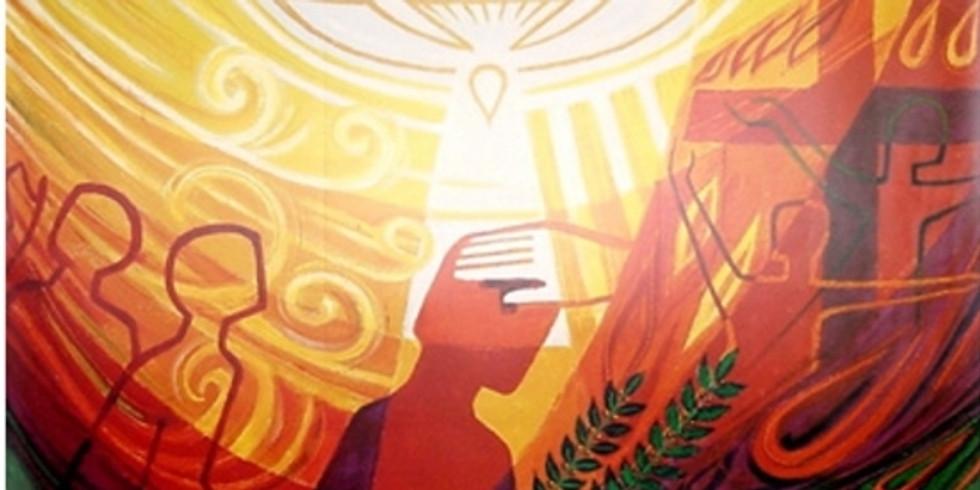 Nov 24th Noon Healing Prayer Service at St. Luke's - Tuesdays