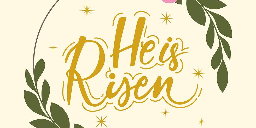 Apr 18th 10:00am Sunday Eucharist at St. Luke's Episcopal Church, Lincolnton NC
