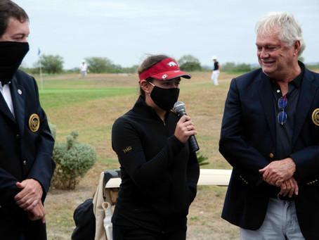 ¿Quién es Cory López la golfista amateur que ha causado sensación por su calidad?