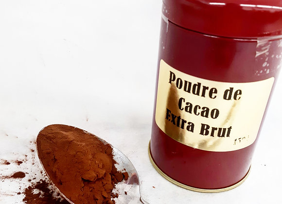 Cacao extra brut 150g