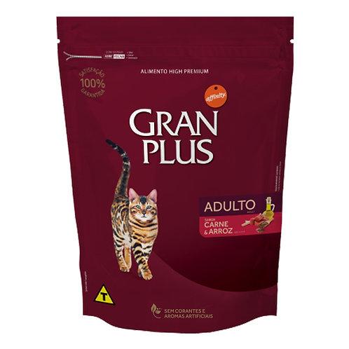 GRAN PLUS GATO ADULTO SABOR CARNE & ARROZ 10 x 1 kg