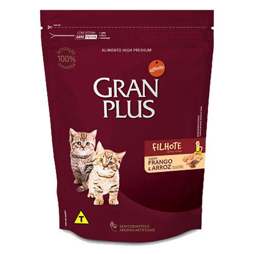 GRAN PLUS GATO CACHORRO SABOR POLLO & ARROZ 1 kg