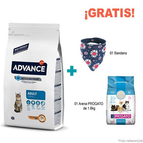 SMARTY PACK ADVANCE GATO ADULTO 3kg