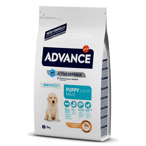 ADVANCE MAXI PUPPY BABYPROTECT 3 kg