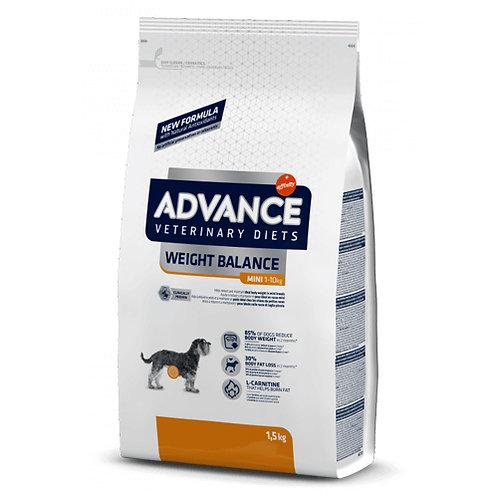 ADVANCE MINI ADULTO WEIGHT BALANCE 1.5 kg