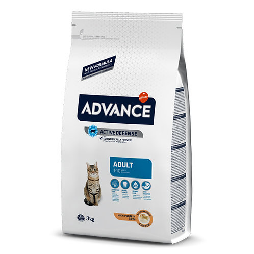 ADVANCE GATO ADULTO 3 kg