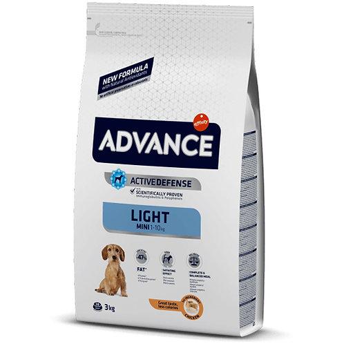 ADVANCE ADULTO MINI LIGHT 3 kg