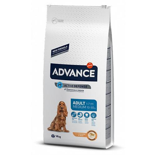 ADVANCE ADULTO MEDIUM 14 kg