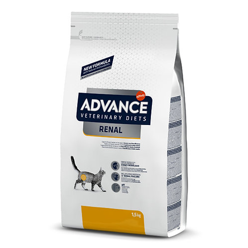 ADVANCE RENAL GATO ADULTO 1.5kg