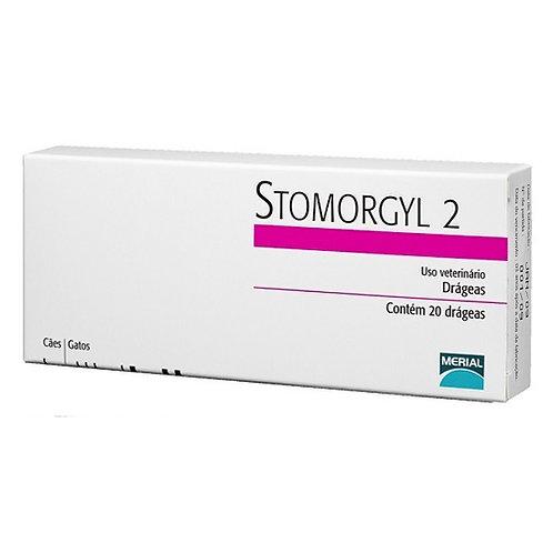 STOMORGYL 2mg x 20 TABLETAS