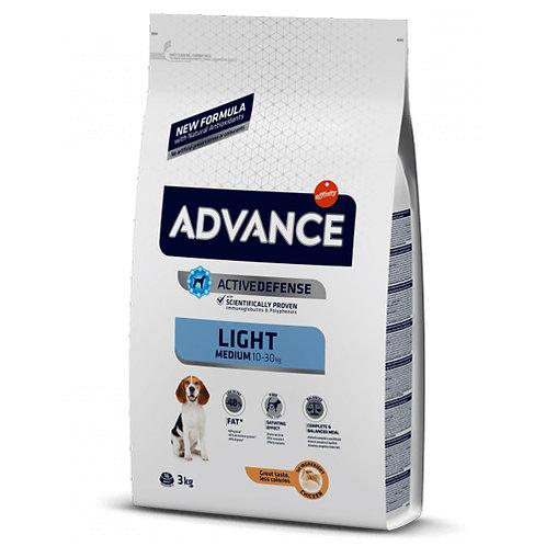 ADVANCE ADULTO MEDIUM LIGHT 3 kg