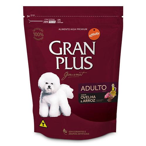 GRAN PLUS GOURMET PERRO ADULTO MINI SABOR CORDERO & ARROZ 1 kg