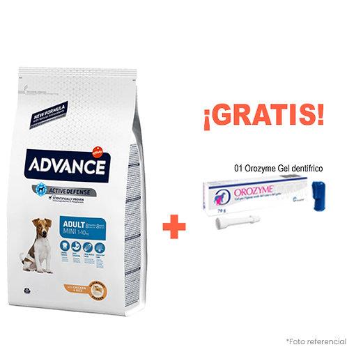 SMARTY PACK ADVANCE ADULTO MINI 3kg