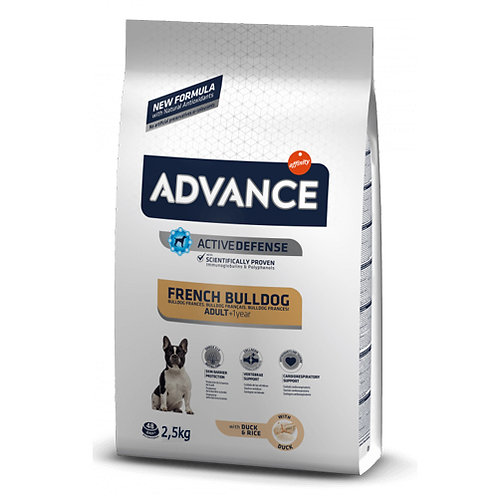 ADVANCE BULLDOG FRANCÉS ADULTO 2.5kg