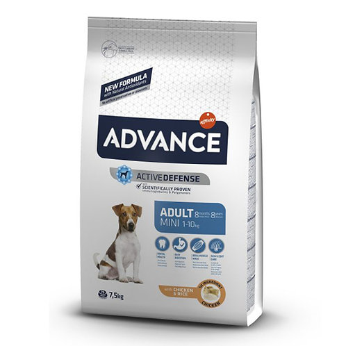 ADVANCE ADULTO MINI 7.5 kg