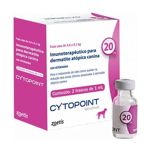 CYTOPOINT 20 mg - SOLUCION INYECTABLE PARA PERROS