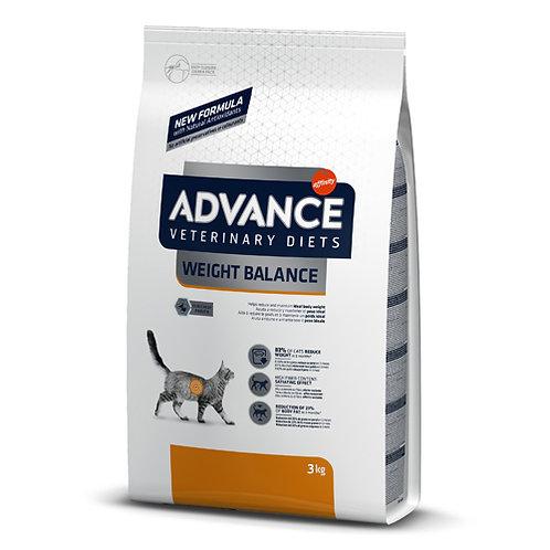ADVANCE GATO ADULTO WEIGHT BALANCE 3kg