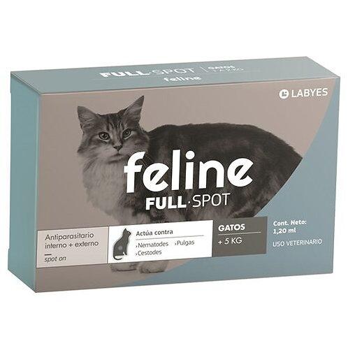 FELINE FULL-SPOT mas de 5 kg