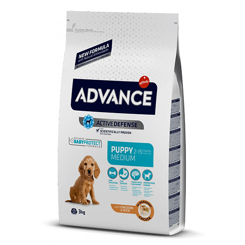 ADVANCE MEDIUM PUPPY BABYPROTECT 3 kg