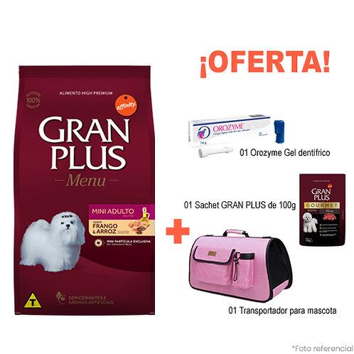 SMARTY PACK PINK GRAN PLUS ADULTO MINI POLLO & ARROZ 3kg