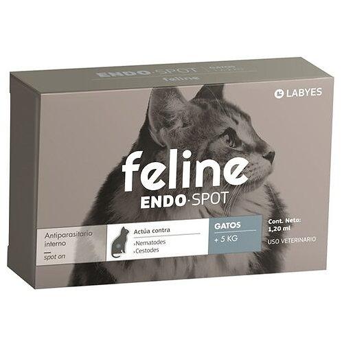 FELINE ENDO-SPOT mas de 5 kg