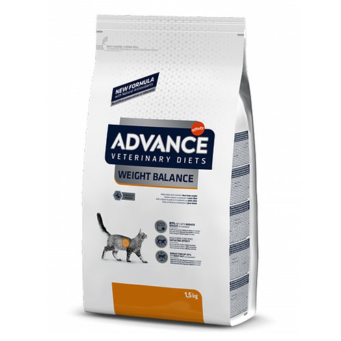 ADVANCE GATO ADULTO WEIGHT BALANCE 1.5kg