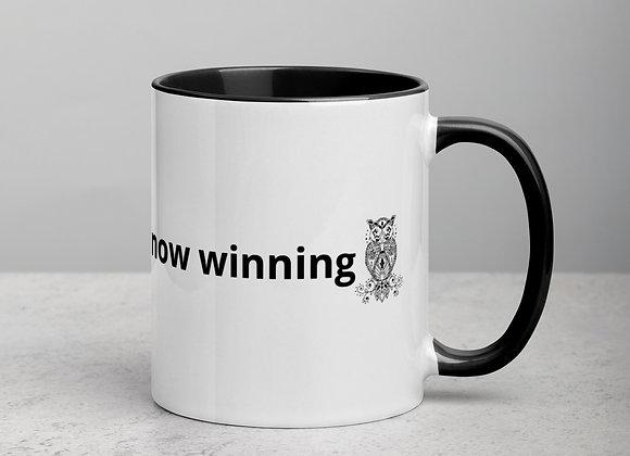 "The ""self-discover"" mug"