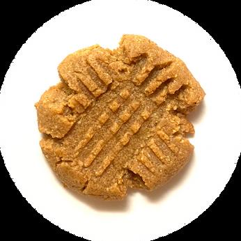 3 Ingredient Keto PB Cookies