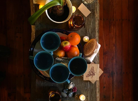 Pine Needle Tea and More Herbal Learning