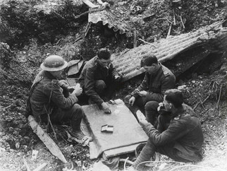 POKER IN THE TRENCHES