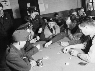 POKER AND THE EAGLE SQUADRONS