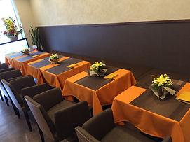 Cafe Dining ORIBIO 名古屋菜食カフェレストラン 内観