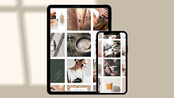 Beige Online Course iPhone iPad Mockup Your Story.png