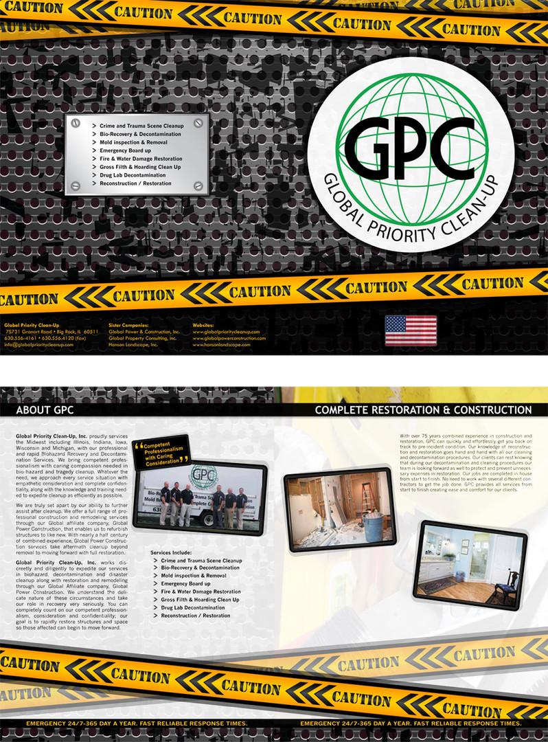 Global Priority Cleanup Brochure
