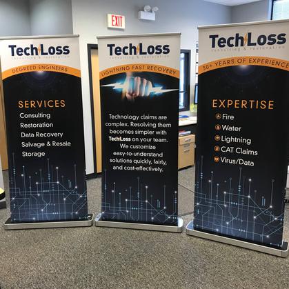 TechLoss Banners