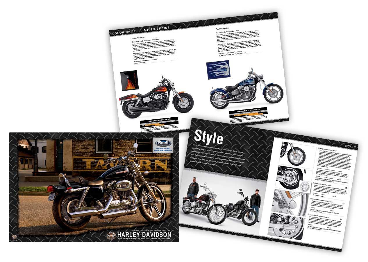 Harley-Davidson Catalog