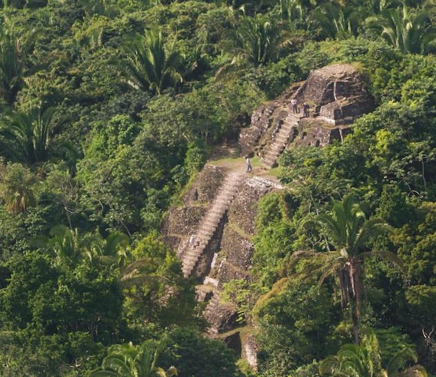 Lamanai in Belize