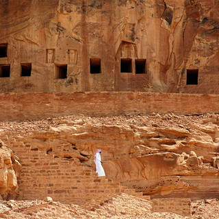 Khuraiba Tombs